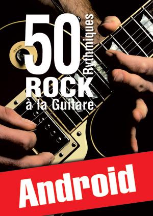 50 rythmiques rock à la guitare (Android)