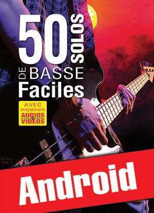 50 solos de basse faciles (Android)