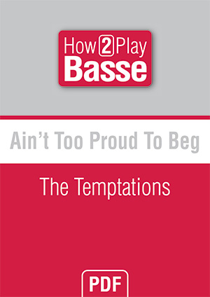 Ain't Too Proud To Beg - The Temptations