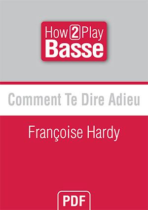 Comment Te Dire Adieu - Françoise Hardy