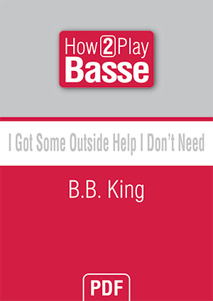 I Got Some Outside Help I Don't Need - B.B. King