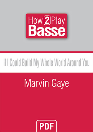 If I Could Build My Whole World Around You - Marvin Gaye