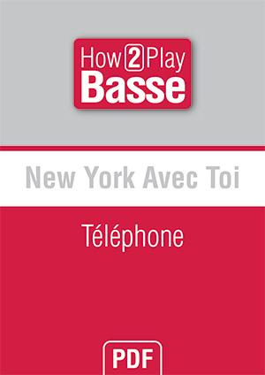 New York Avec Toi - Téléphone