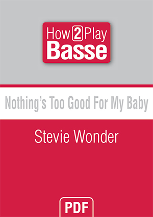 Nothing's Too Good For My Baby - Stevie Wonder