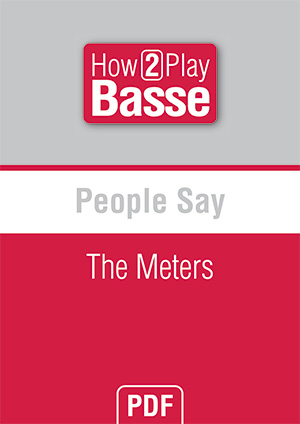 People Say - The Meters