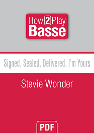 Signed, Sealed, Delivered, I'm Yours - Stevie Wonder