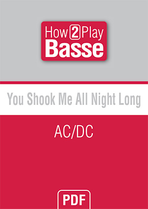 You Shook Me All Night Long - AC/DC