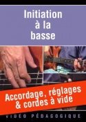 Accordage, réglages & cordes à vide