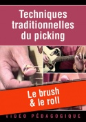 Le brush & le roll