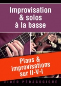 Plans & improvisations sur II-V-I