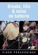 Breaks, fills & solos de batterie
