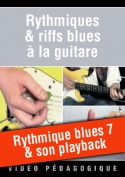 Rythmique blues n°7 & son playback