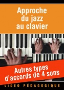 Autres types d'accords de 4 sons