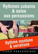 Rythme montuno & variations