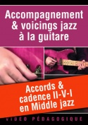 Accords & cadence II-V-I en Middle jazz