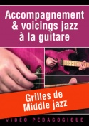 Grilles de Middle jazz