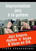 Jazz binaire, rhythm 'n' blues & blues en Sib