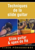 Slide guitar & open de Ré