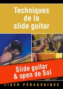 Slide guitar & open de Sol