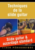 Slide guitar & accordage standard