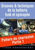 Pattern de charleston - Partie 1