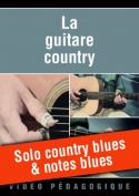 Solo country blues & notes blues