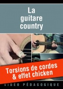 Torsions de cordes & effet chicken