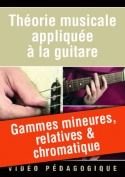 Gammes mineures, relatives & chromatique