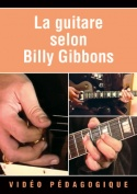 La guitare selon Billy Gibbons