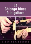 Le Chicago blues à la guitare