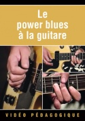 Le power blues à la guitare
