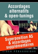 Superposition A5 & accordages supplémentaires