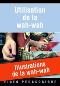 Illustrations de la wah-wah