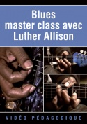 Blues master class avec Luther Allison