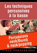 Percussions neck/thumb & neck/popping