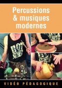 Percussions & musiques modernes