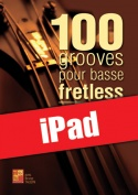 100 grooves pour basse fretless (iPad)
