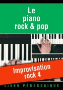 Improvisation rock n°4