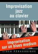 Improvisation sur un blues medium