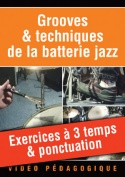 Exercices à 3 temps & ponctuation