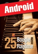 25 boogie & ragtime au piano (Android)