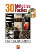 30 mélodies faciles - Accordéon
