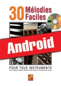 30 mélodies faciles - Tous instruments (Android)