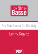 Are You Gonna Go My Way - Lenny Kravitz