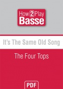 It's The Same Old Song - The Four Tops