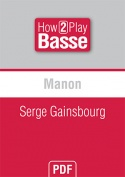 Manon - Serge Gainsbourg