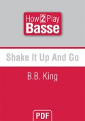 Shake It Up And Go - B.B. King