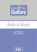 Back in Black - AC/DC