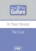 In Your House - The Cure