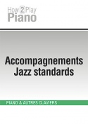 Accompagnements Jazz standards #1